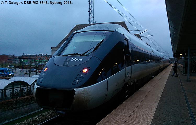 DSB MG 5646