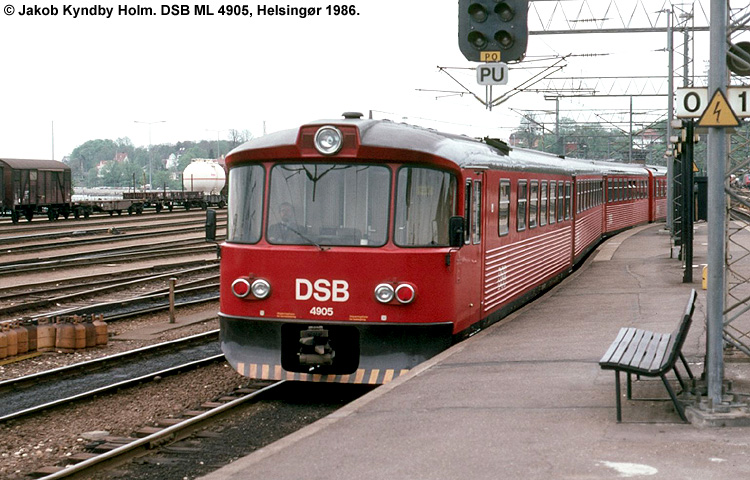 DSB ML 4905