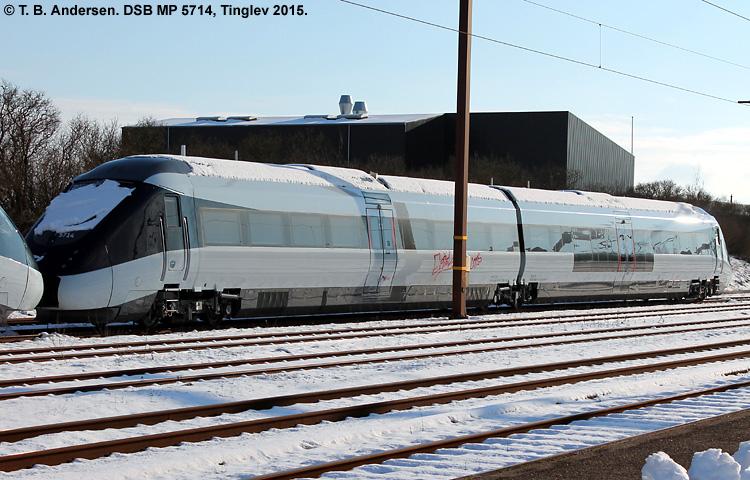 DSB MP 5714