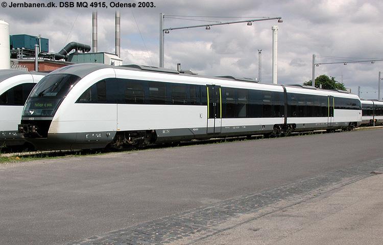 DSB MQ 15