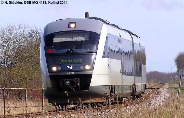 DSB MQ 18