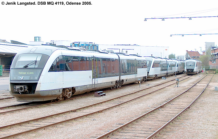 DSB MQ 19