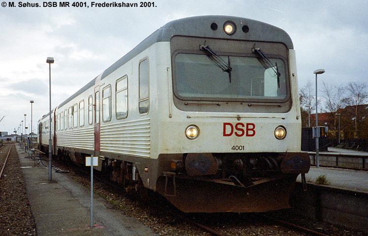 DSB MR 4001
