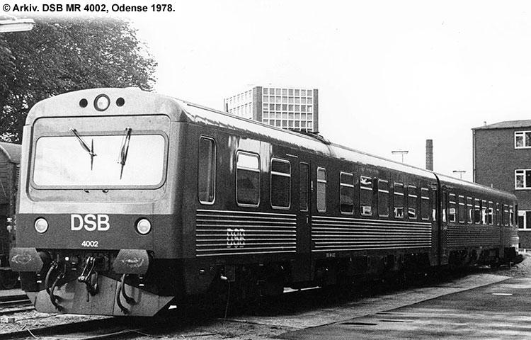 DSB MR 4002