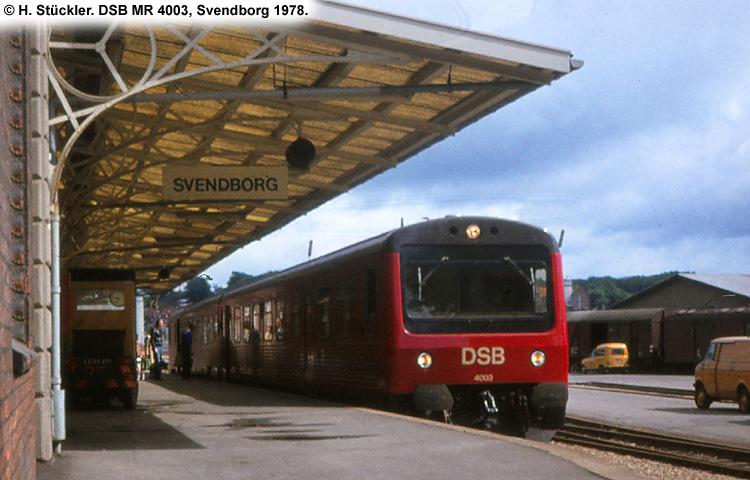 DSB MR 4003