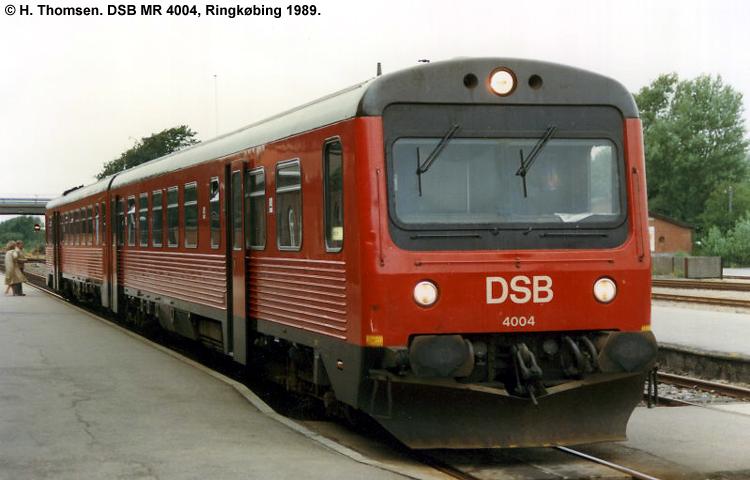 DSB MR 4004