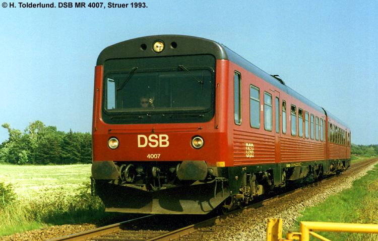 DSB MR 4007