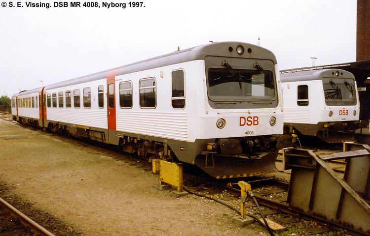 DSB MR 4008