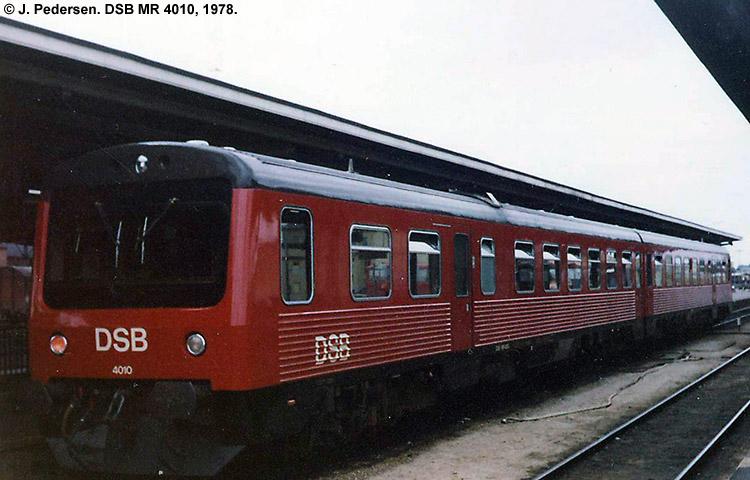 DSB MR 4010