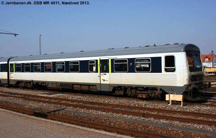 DSB MR 4011