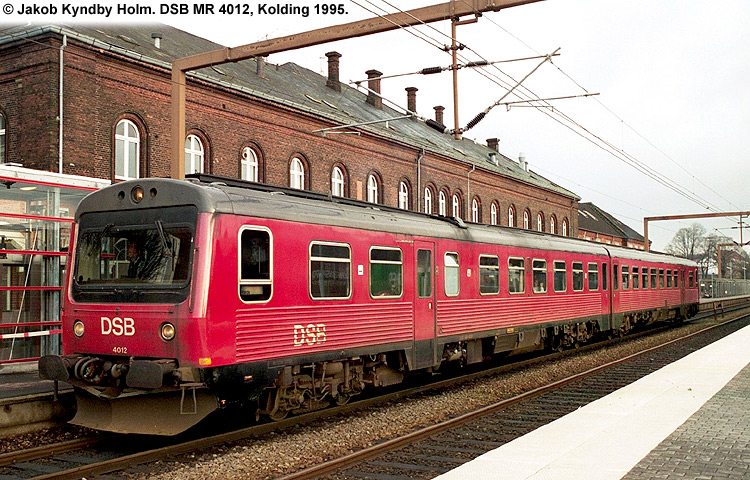 DSB MR 4012