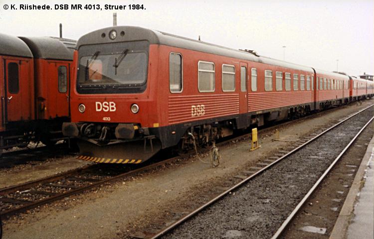 DSB MR 4013
