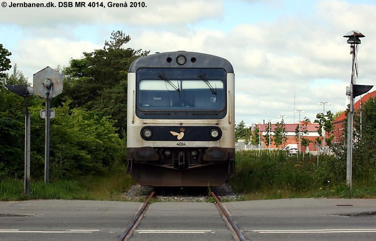 DSB MR 4014