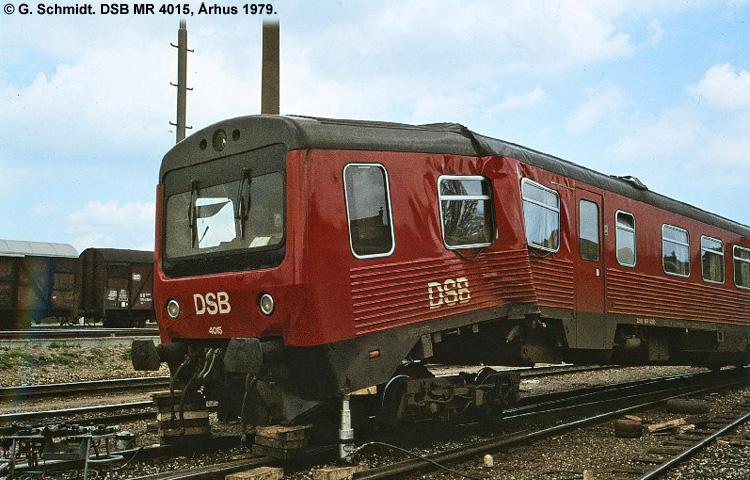 DSB MR 4015