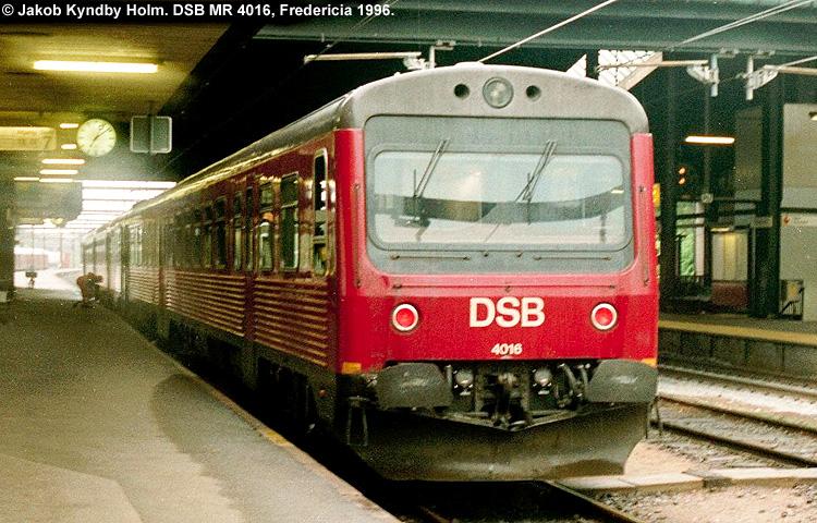 DSB MR 4016