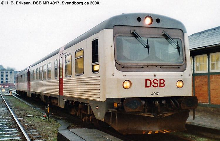 DSB MR 4017