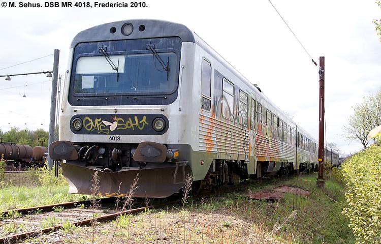 DSB MR 4018