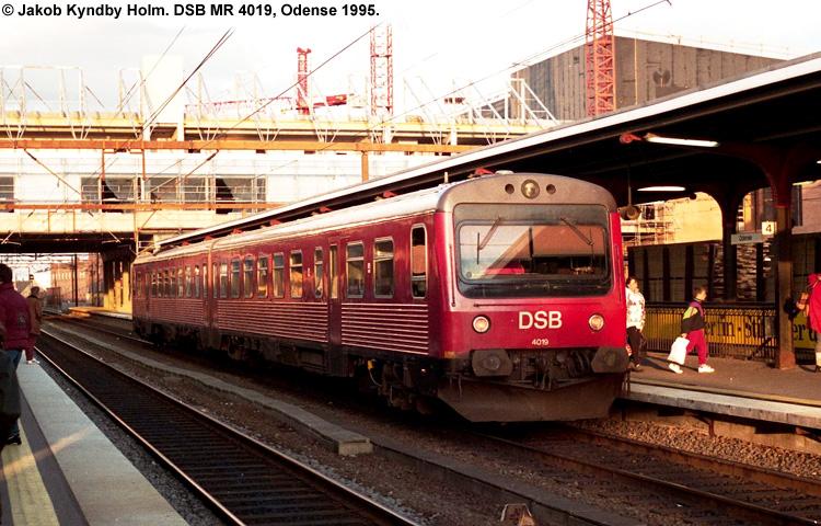 DSB MR 4019