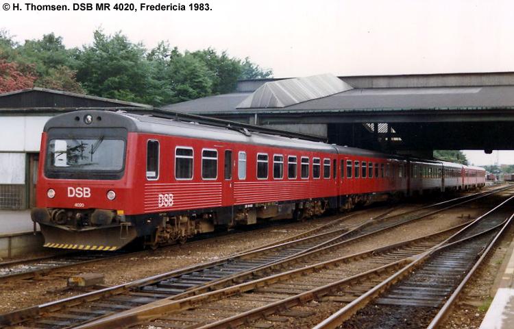 DSB MR 4020