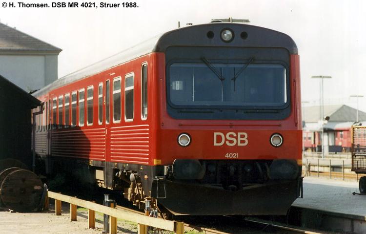 DSB MR 4021