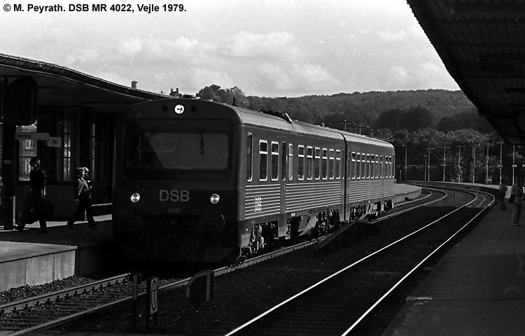 DSB MR 4022