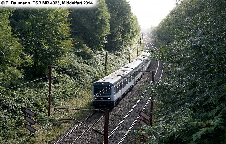 DSB MR 4023