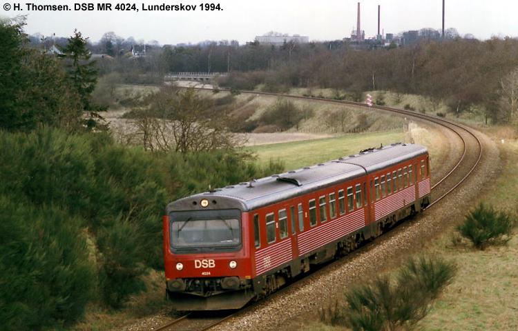 DSB MR 4024