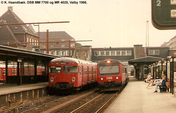 DSB MR 4025