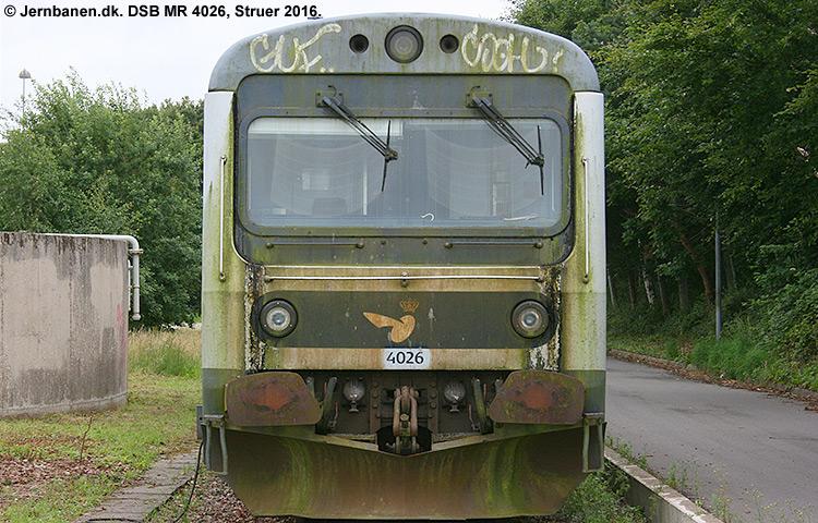 DSB MR 4026