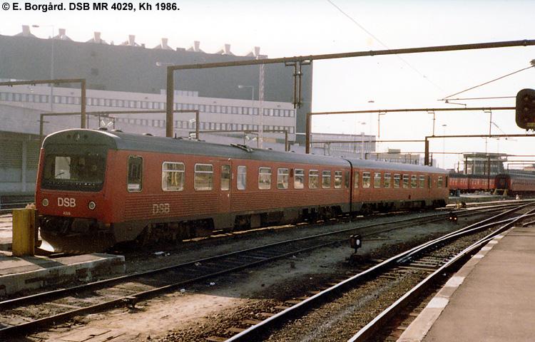 DSB MR 4029