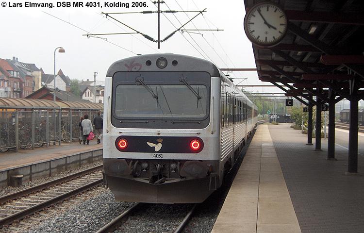 DSB MR 4031