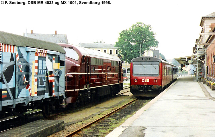 DSB MR 4033
