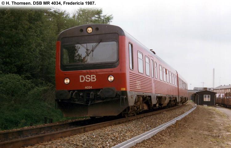 DSB MR 4034