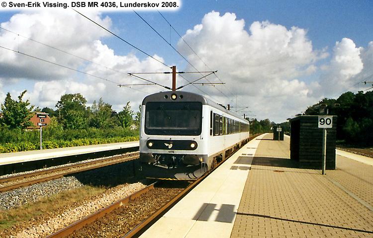 DSB MR 4036