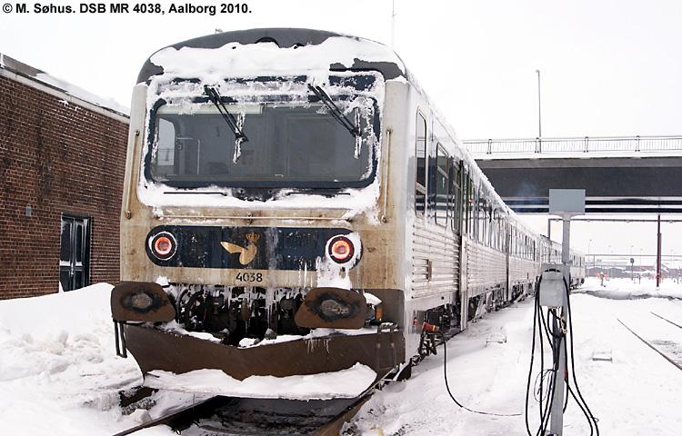 DSB MR 4038