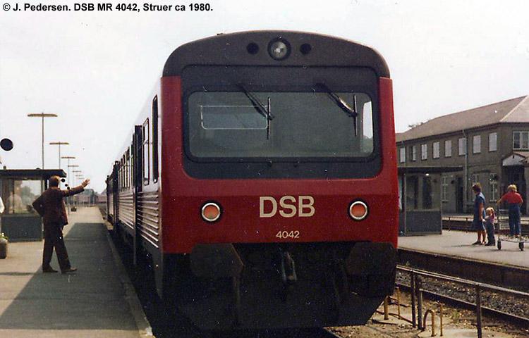 DSB MR 4042