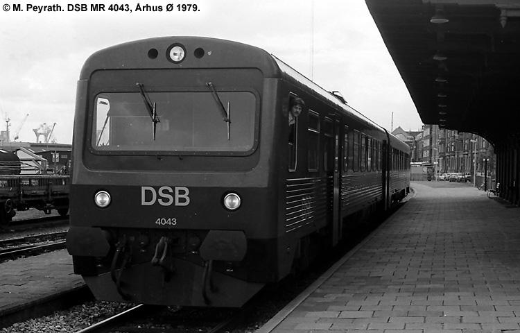 DSB MR 4043