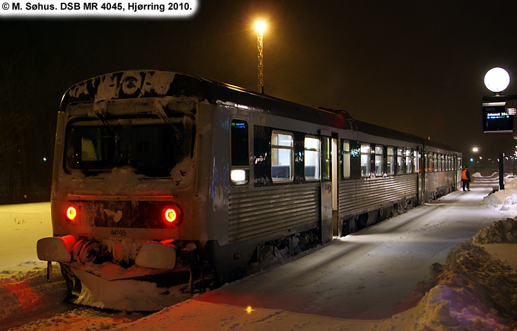 DSB MR 4045
