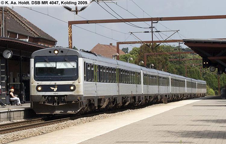 DSB MR 4047