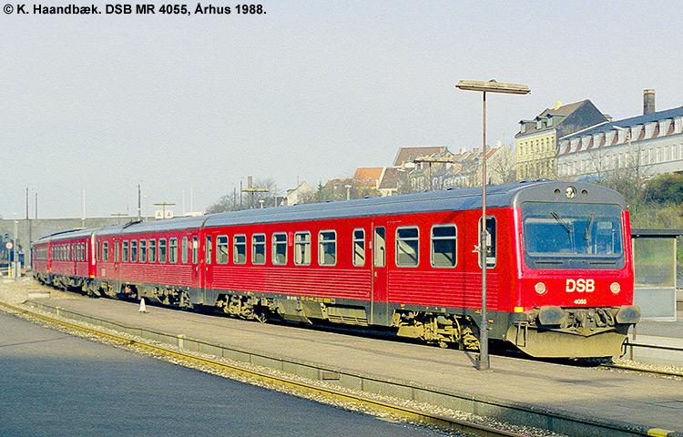 DSB MR 4055