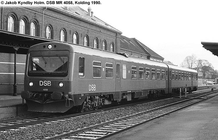 DSB MR 4058
