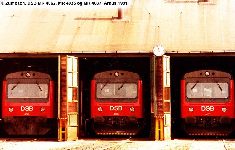DSB MR 4062