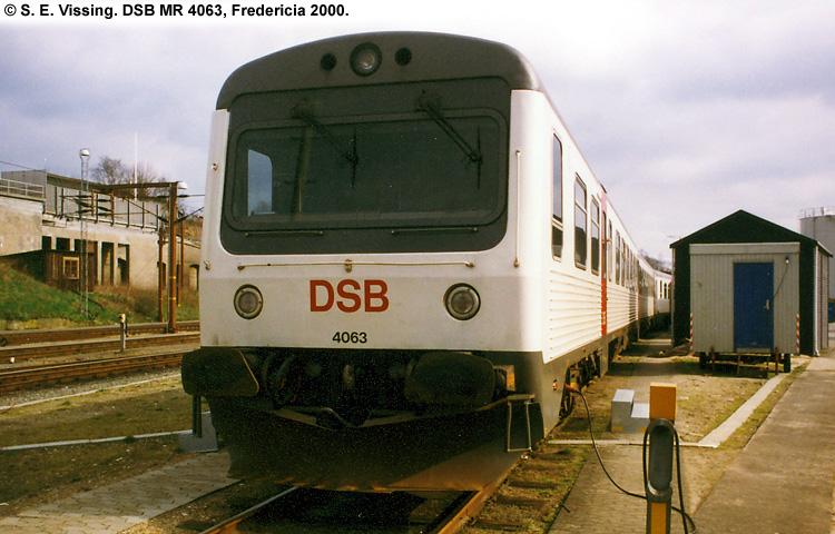 DSB MR 4063