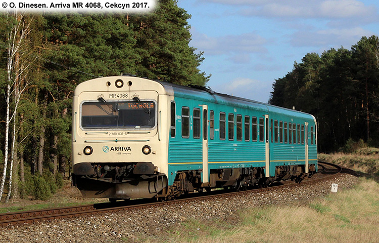 DSB MR 4068