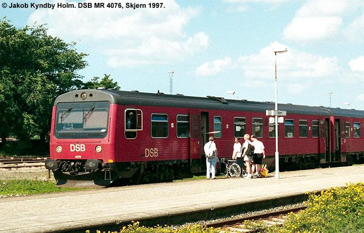 DSB MR 4076