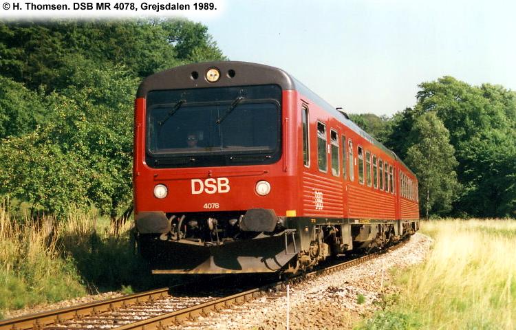 DSB MR 4078