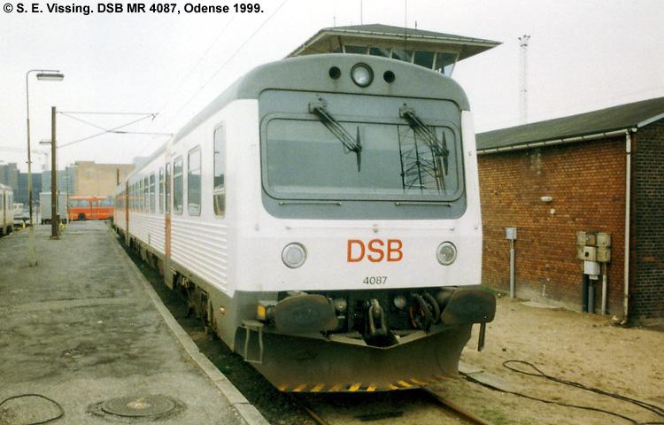 DSB MR 4087
