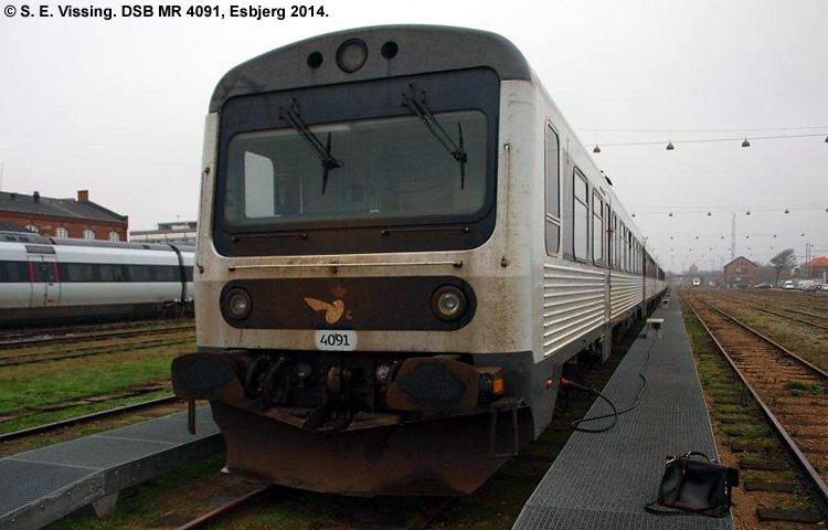 DSB MR 4091