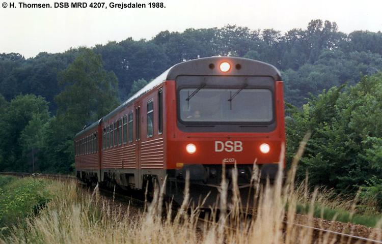 DSB MRD 4207
