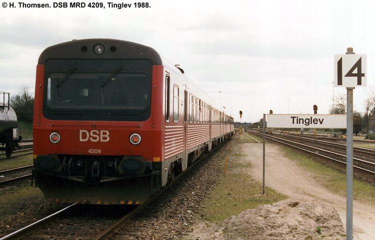 DSB MRD 4209